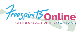 Freespirits Online Outdoor Activities Scotland Logo