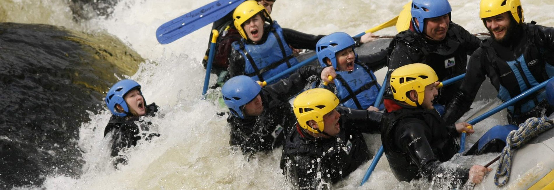 Freespirits Online White Water Rafting Scotland